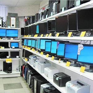 Компьютерные магазины Качканара