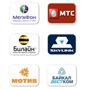 Операторы сотовой связи Качканара