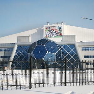 Спортивные комплексы Качканара