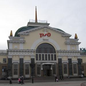 Железнодорожные вокзалы Качканара