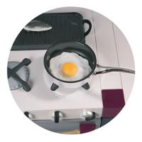 Кафе Престиж - иконка «кухня» в Качканаре